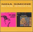 NINA SIMONE Wild Is the Wind - High Priestess of Soul album cover
