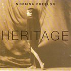 NNENNA FREELON Heritage album cover