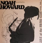 NOAH HOWARD Live At The Swing Club Torino Italy album cover