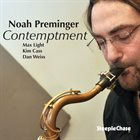NOAH PREMINGER Contemptment album cover