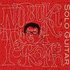NOBUKI TAKAMEN Solo Guitar album cover