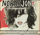 NORAH JONES Little Broken Hearts album cover