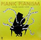 NORIO MAEDA Pianic.Pianism album cover