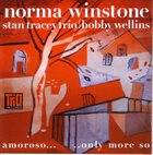 NORMA WINSTONE Amoroso...Only More So album cover