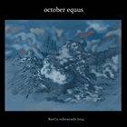 OCTOBER EQUUS BarCo Rehearsals 2014 album cover