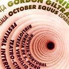 OCTOBER EQUUS Live at Gouveia Art Rock Festival album cover