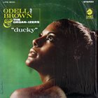 ODELL BROWN Ducky album cover