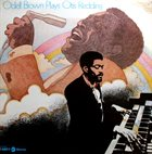 ODELL BROWN Odell Brown Plays Otis Redding album cover