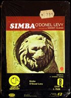 O'DONEL LEVY Simba album cover