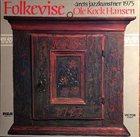 OLE KOCK HANSEN Folkevise album cover
