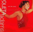 OLETA ADAMS All the Love album cover