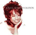 OLETA ADAMS Evolution album cover