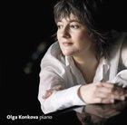 OLGA KONKOVA Improvisational Four – Piano Improvisations Inspired By Joni Mitchell album cover