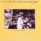 OLIVER JONES Cookin' at Sweet Basil album cover