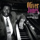 OLIVER JONES Live in Baden Switzerland album cover