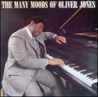 OLIVER JONES The Many Moods of Oliver Jones album cover