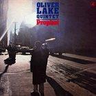 OLIVER LAKE Oliver Lake Quintet : Prophet album cover