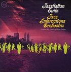 OLIVER NELSON Jazzhattan Suite - Jazz Interactions Orchestra album cover