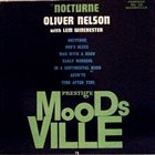 OLIVER NELSON Nocturne (With Lem Winchester) album cover