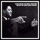 OLIVER NELSON The Argo, Verve and Impulse Big Band Studio Sessions album cover