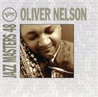 OLIVER NELSON Verve Jazz Masters 48 album cover