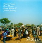 OLUYEMI THOMAS Nigeria album cover