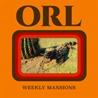 OMAR RODRÍGUEZ-LÓPEZ Weekly Mansions album cover
