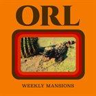OMAR RODRÍGUEZ-LÓPEZ Weekly Mansions album cover