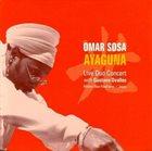 OMAR SOSA Ayaguna album cover