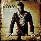 OMAR The Man album cover