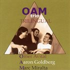 OMER AVITAL Oam Trio : Trilingual album cover