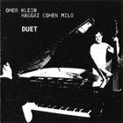 OMER KLEIN Omer Klein & Haggai Cohen Milo: Duet album cover