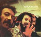 OPA Back Home album cover