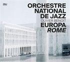 ORCHESTRE NATIONAL DE JAZZ Europa Rome album cover