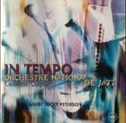 ORCHESTRE NATIONAL DE JAZZ In Tempo album cover