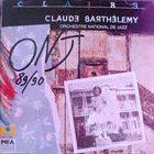ORCHESTRE NATIONAL DE JAZZ ONJ 89/90 - Claire album cover