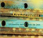 ORCHESTRE NATIONAL DE JAZZ ONJ Express album cover