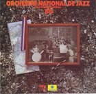 ORCHESTRE NATIONAL DE JAZZ Orchestre National De Jazz 86 album cover