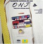 ORCHESTRE NATIONAL DE JAZZ Orchestre National De Jazz 87 album cover