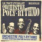 ORCHESTRE POLY-RYTHMO DE COTONOU Madjafalao album cover