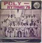 ORCHESTRE POLY-RYTHMO DE COTONOU Poly-Rythmo '76 - Vol. 1 album cover