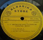 ORCHESTRE POLY-RYTHMO DE COTONOU T.P. Orchestre Poly-Rythmo De Cotonou - Benin album cover