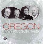 OREGON 1000 Kilometers album cover