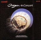 OREGON In Concert album cover