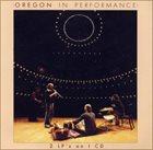 OREGON In Performance album cover