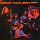 OREGON Together (with Elvin Jones) album cover