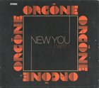 ORGONE New You Part 1 album cover