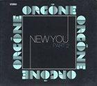 ORGONE New You Part 2 album cover