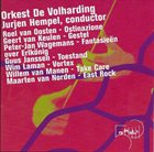 ORKEST DE VOLHARDING Dutch Masters album cover