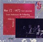ORKEST DE VOLHARDING Louis Andriessen : De Volharding album cover